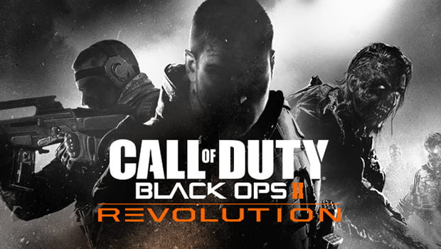 Photo of Call of Duty: Black Ops II – Revolution Map Pack
