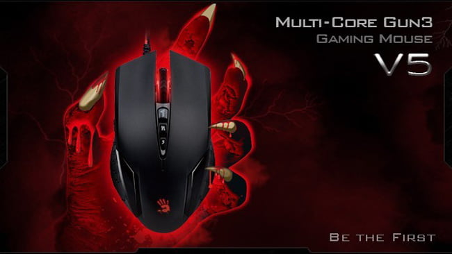 Photo of A4Tech's Bloody Ultra Core 3 V5 Series Mouse Review