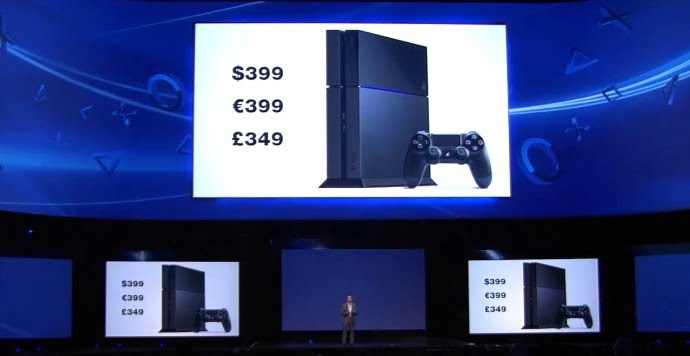 Photo of Sony Announces PlayStation 4 Pricing to Start at $399