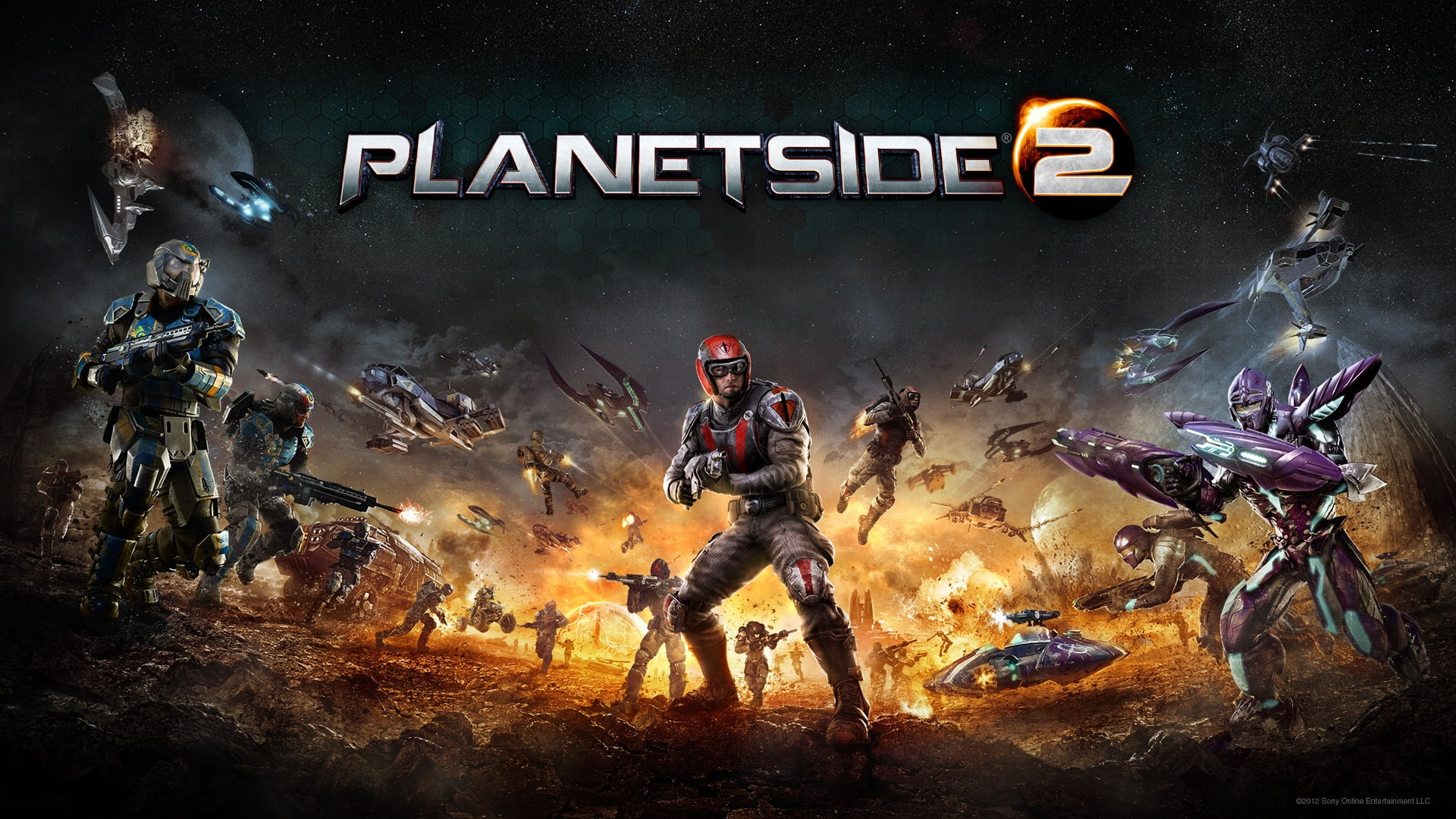 Photo of PlanetSide 2 Review
