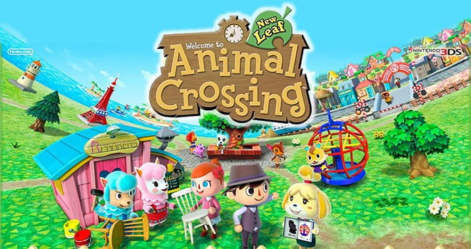 3 Reasons Animal Crossing: New Leaf Should Be in Your 3DS ...