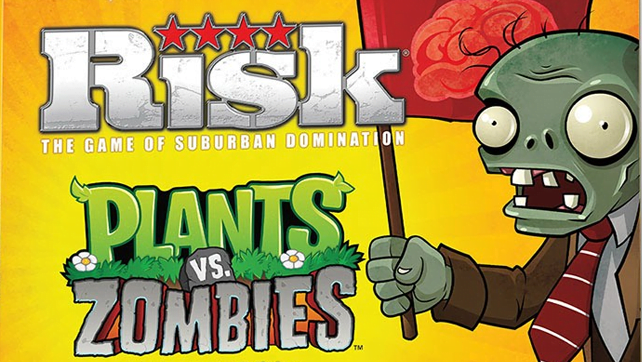 Photo of RISK: Plants vs. Zombies Style!