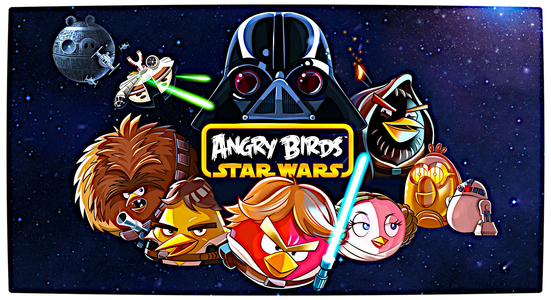 Photo of Angry Birds Star Wars Review