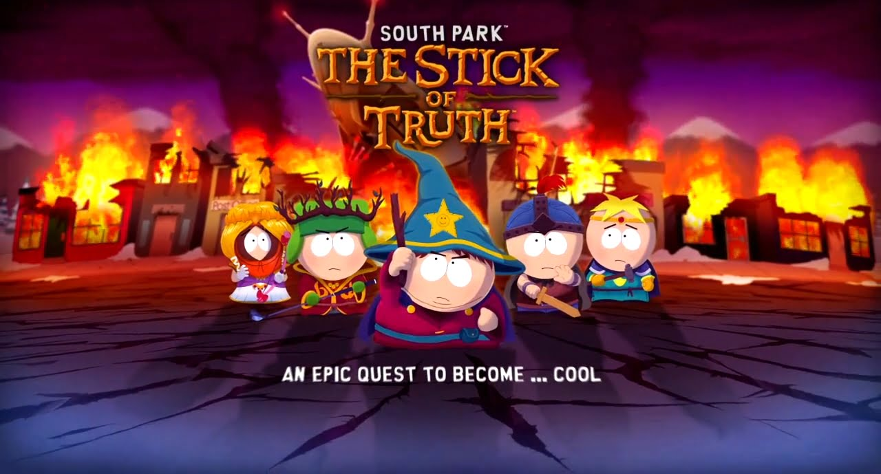 Photo of South Park: The Stick of Truth Available for Preorder on Steam