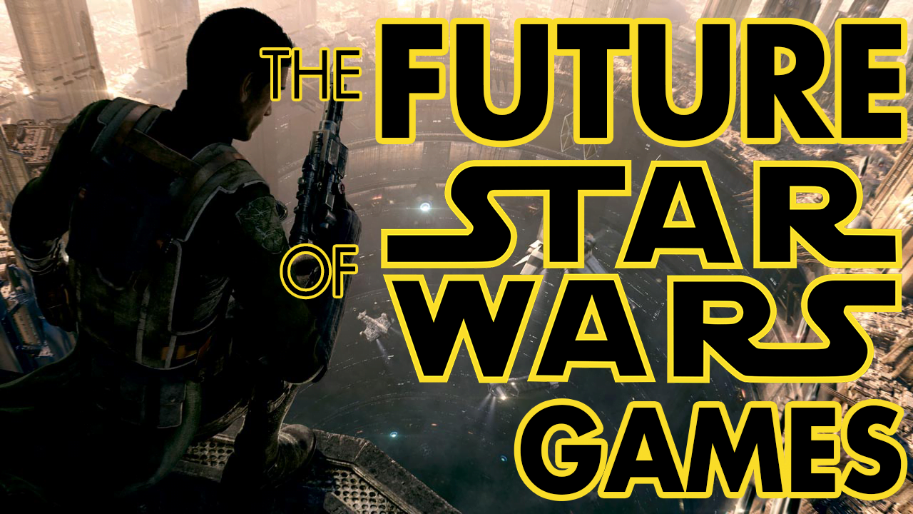 Photo of The Future of Star Wars Games