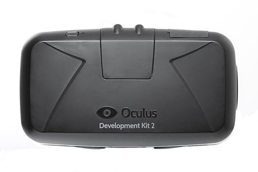 Photo of Oculus Rift Development Kit 2 Announced
