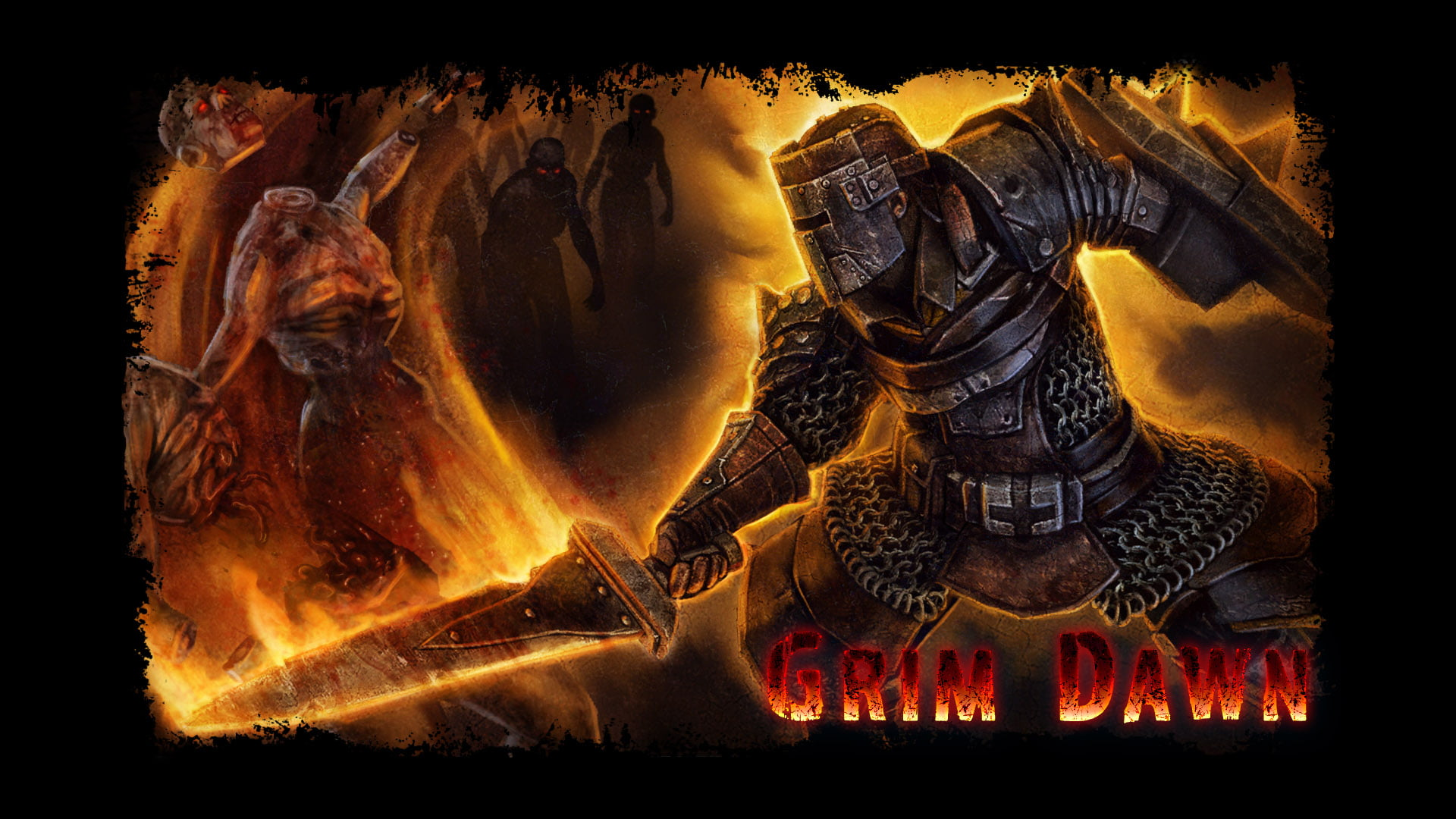 Photo of Grim Dawn Preview