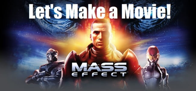 Photo of Let's Make a Movie!: Mass Effect