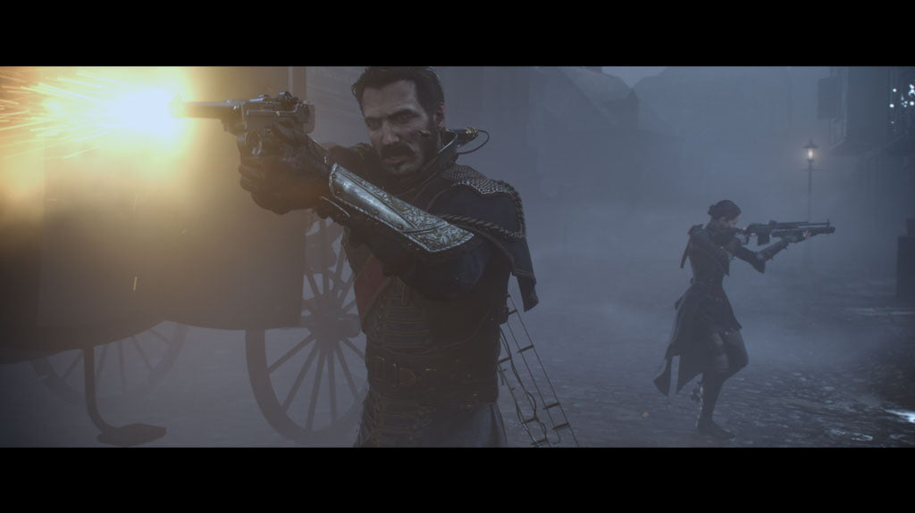 Photo of Sony Shows Off Three Minutes of The Order 1866 Gameplay