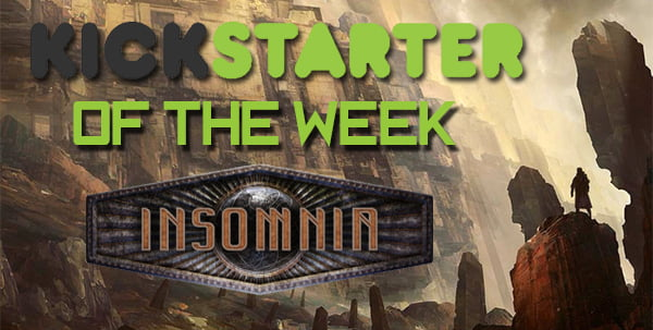 Photo of Kickstarter of the Week: InSomnia