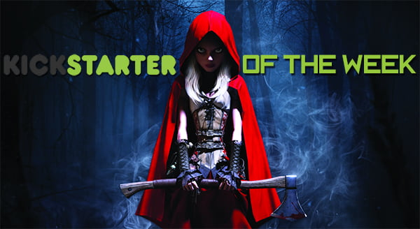 Photo of Kickstarter of the Week: Woolfe – The Red Hood Diaries