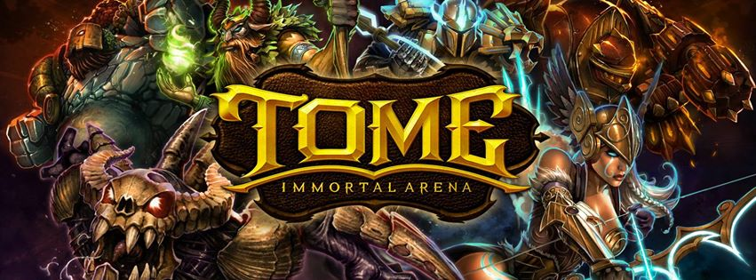 Photo of PAX 2014: TOME the Immortal is a Browser Based MOBA That Does It Well