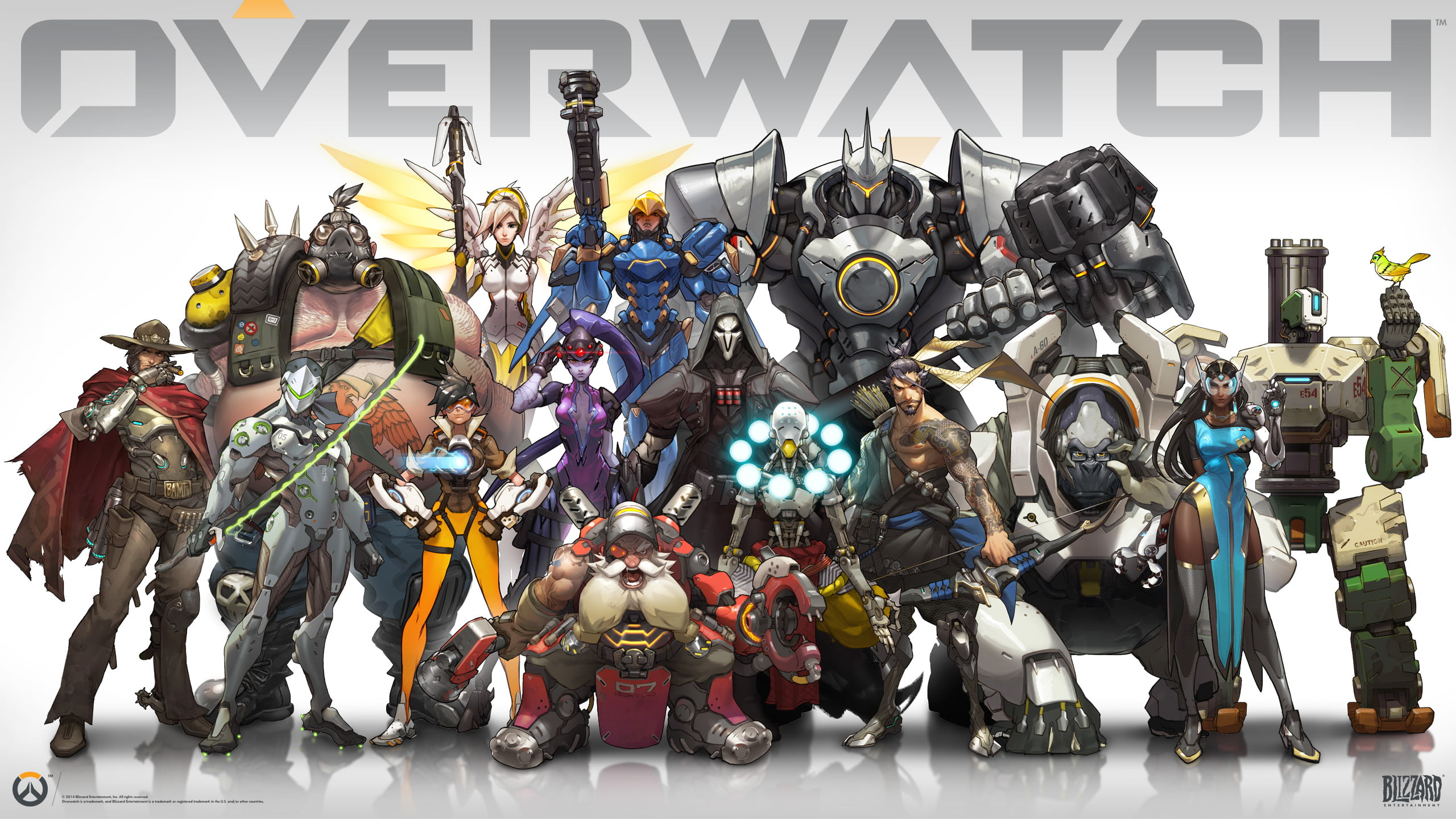 Photo of Blizzard Announces Overwatch at BlizzCon 2014