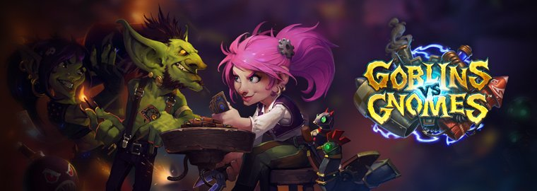 Photo of New Goblins vs Gnomes Expansion Announced for Blizzard's Hearthstone