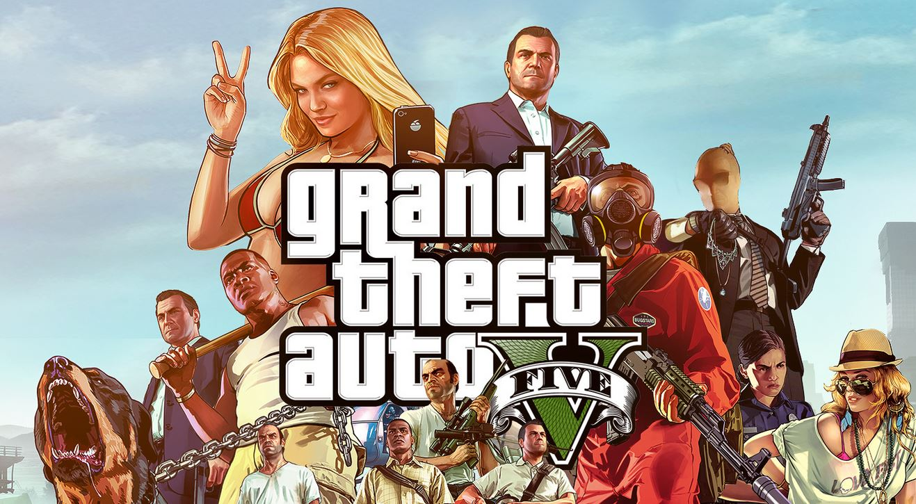 Photo of Rockstar Games is Finally Showing Off GTA 5's Heists