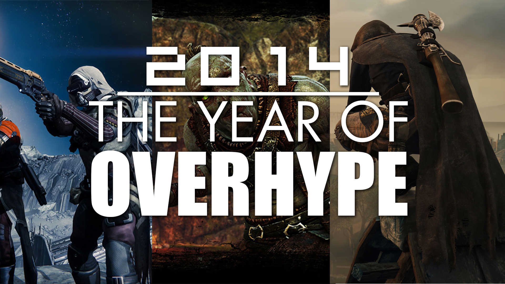 Photo of 2014: The Year of Overhype