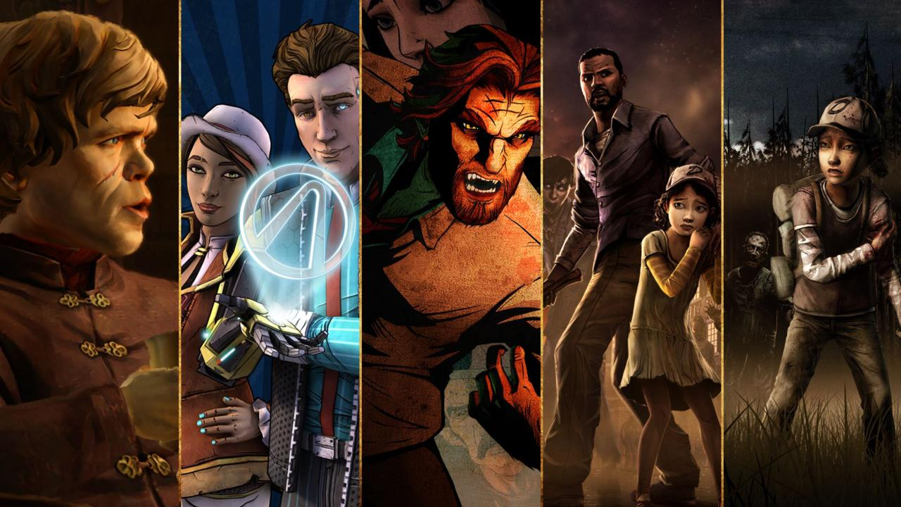 Photo of Telltale Games releases The Telltale Games Collection on Xbox One