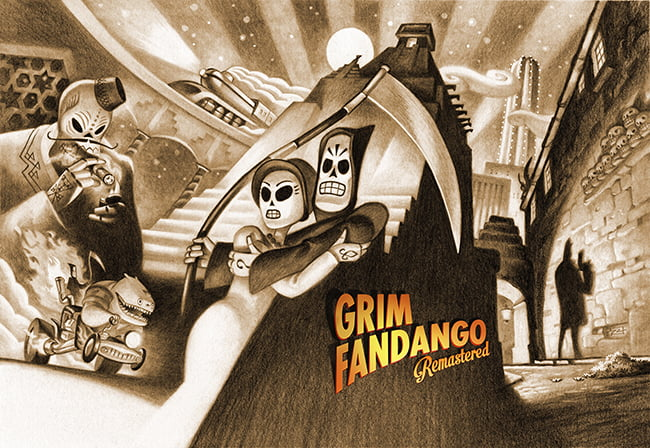 Photo of Grim Fandango Remastered Review