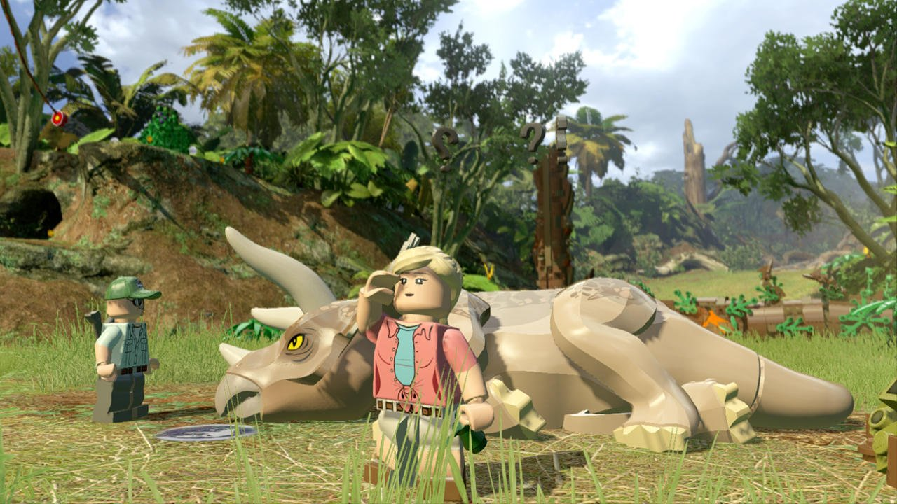 Photo of LEGO Jurassic World First Trailer Debuts