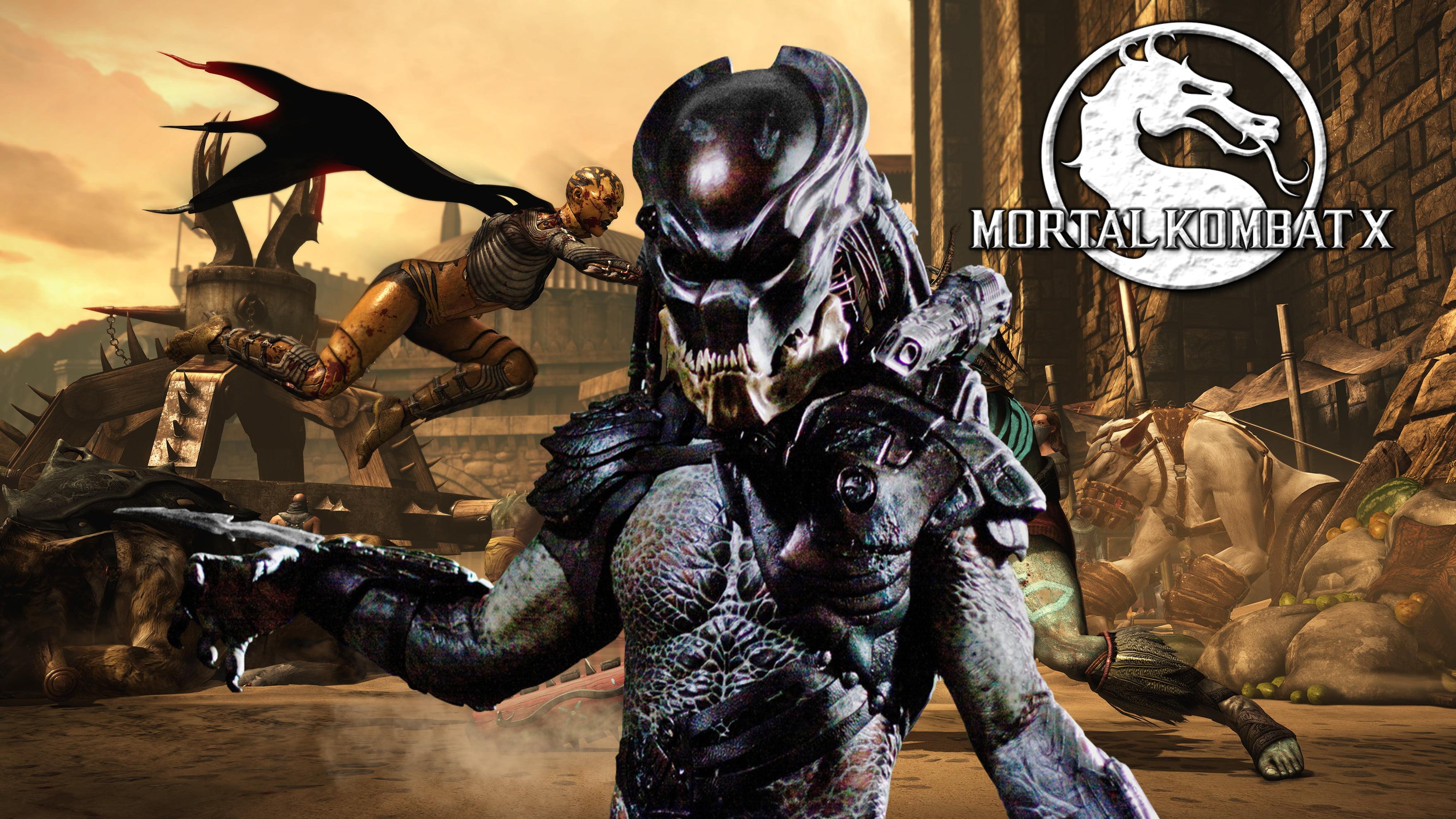 Photo of Predator and Quitalities Coming to Mortal Kombat X