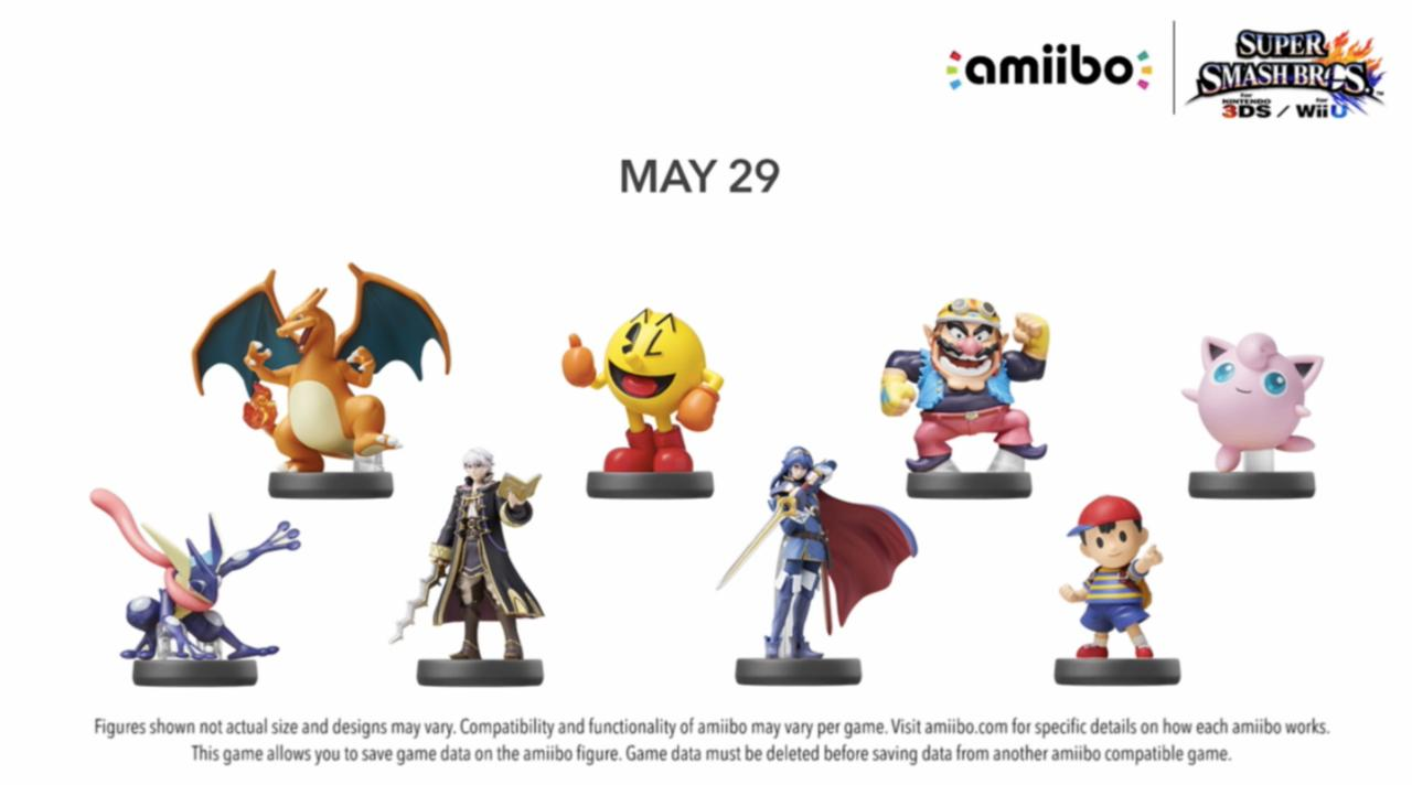 Photo of Ness and Jigglypuff Amiibos Will Be Retailer Exclusive