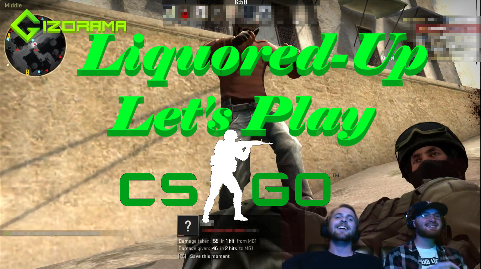 Photo of Liquored-Up Let's Play – Counter Strike: Global Offensive