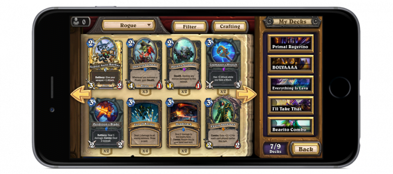 Photo of Hearthstone: Heroes of Warcraft Now Available on iOS & Android Smartphones