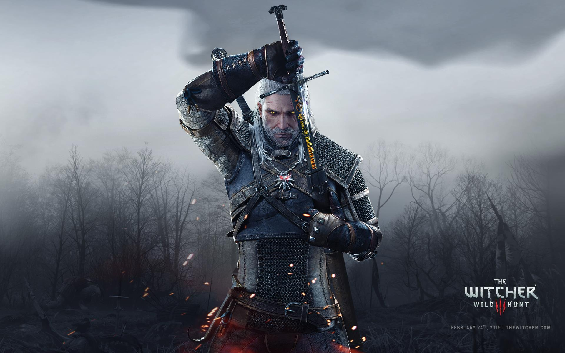 Photo of Two Expansions Announced for The Witcher 3: Wild Hunt
