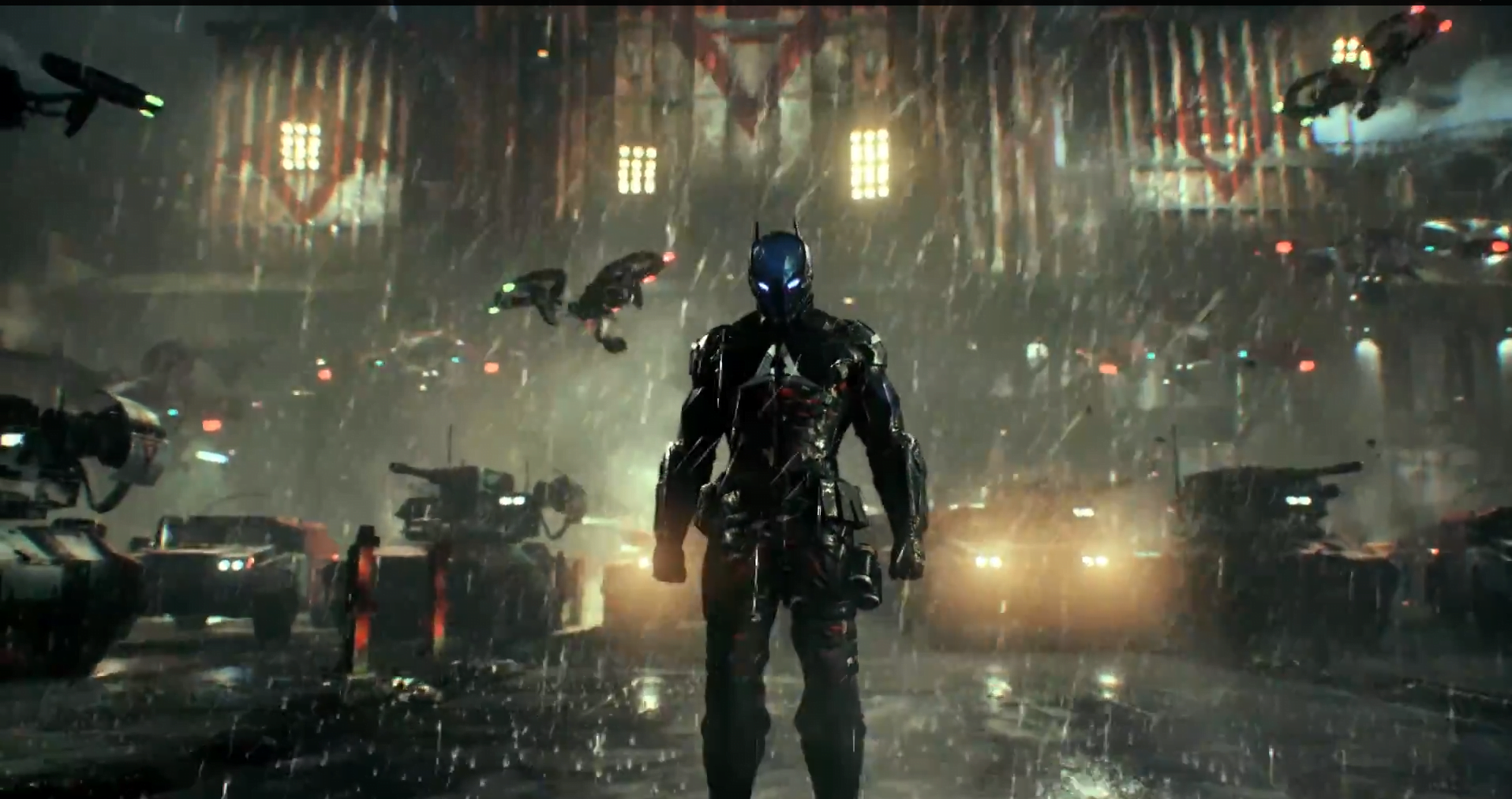 "Photo of Batman: Arkham Knight ""All Who Follow You"" Trailer Revealed"