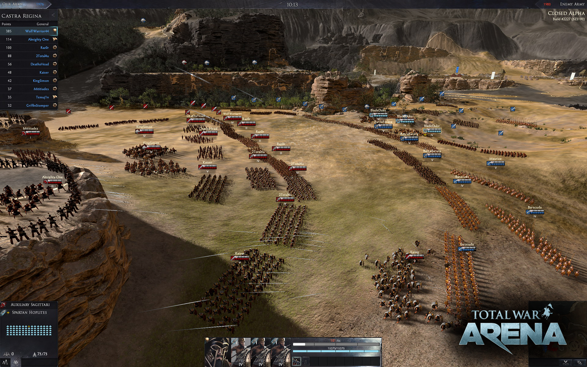 Photo of Total War: Arena Gets First Gameplay Trailer, Alpha Sign-Up