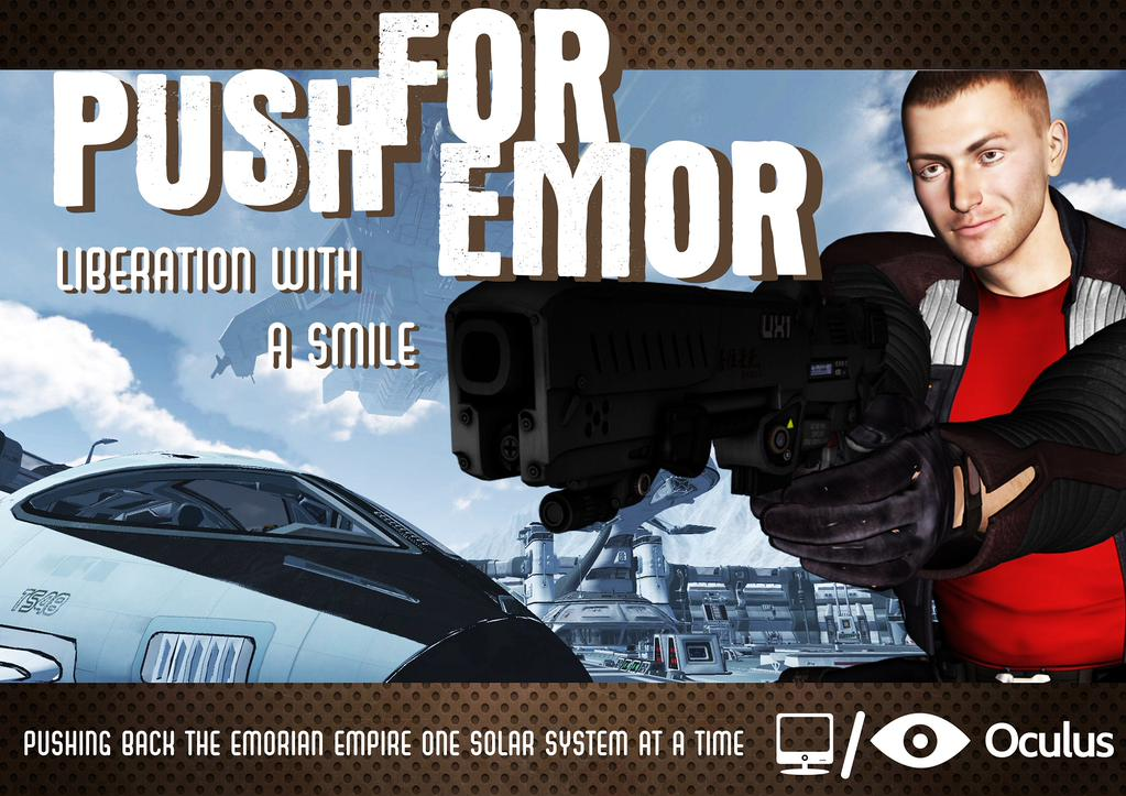 Photo of GIZORAMA Exclusive – Alpha Preview of Push for Emor