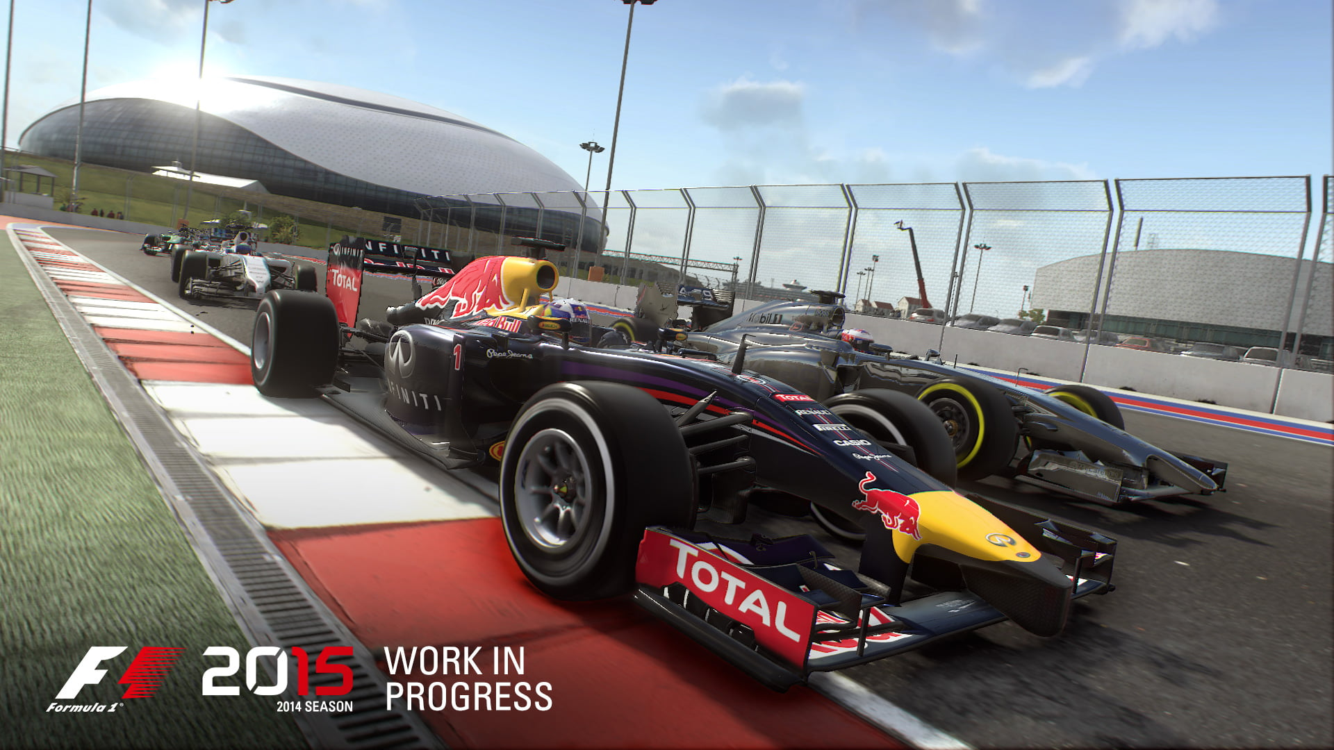 Photo of New Release Date and Teaser Trailer for F1 2015
