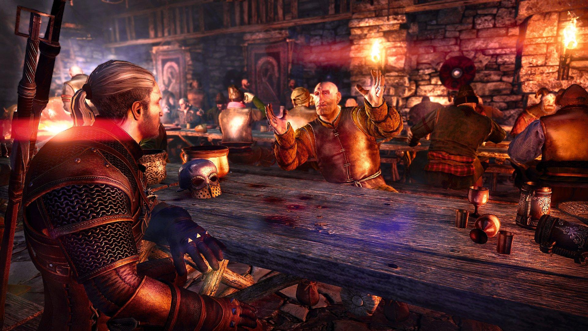 Photo of Blood, Gore, And Ciri In New Witcher 3 Trailer