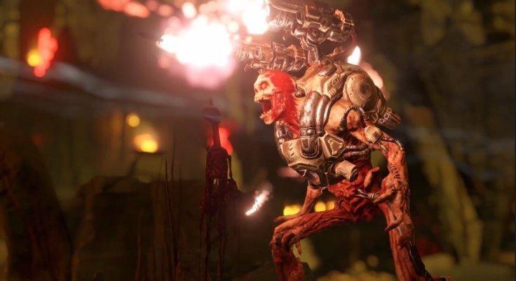 Photo of Doom Teaser Trailer for E3 Revealed