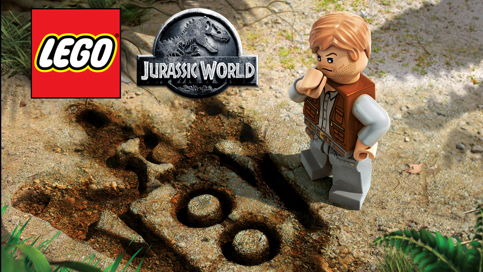 Photo of LEGO Jurassic World Gets New Trailer, Confirms Release Date