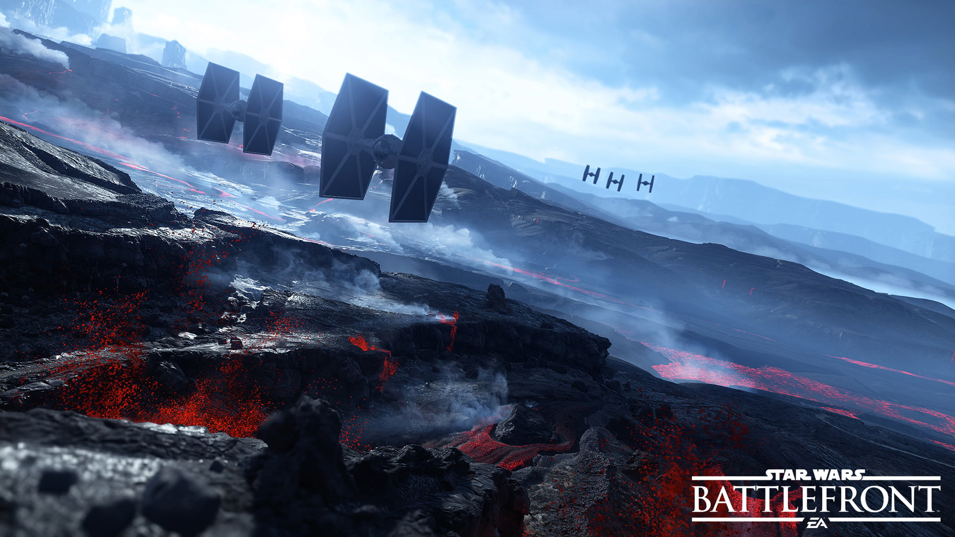 Photo of Star Wars: Battlefront's Sullust Revealed In Screenshots