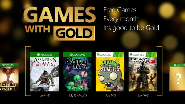 Photo of Here Are July's Xbox Live Games with Gold Titles