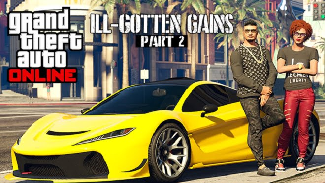 Photo of Ill-Gotten Gains: Part Two Coming to GTA Online Next Week