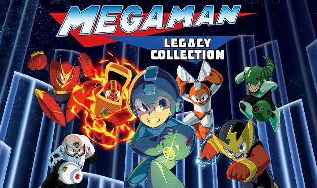 Photo of The Mega Man Legacy Collection is a Museum First, a Game Second