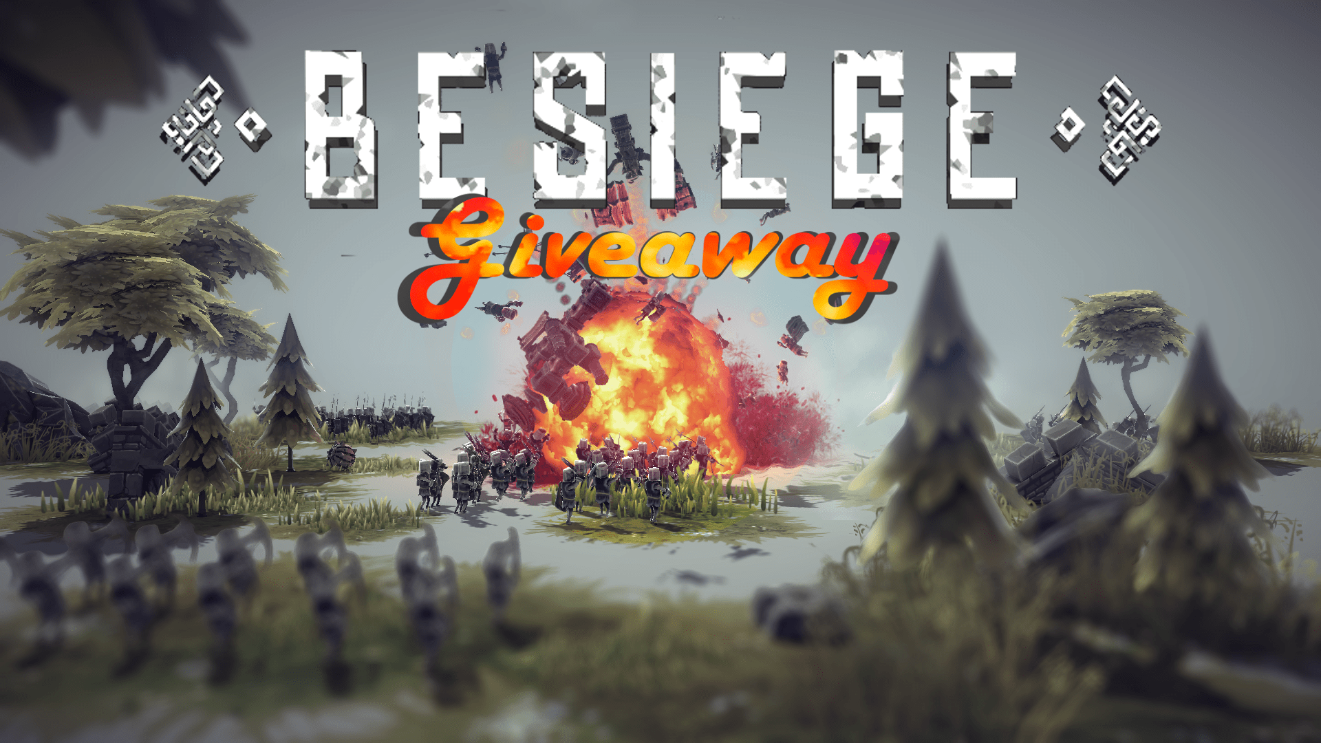 Photo of GIZORAMA Giveaway: Besiege