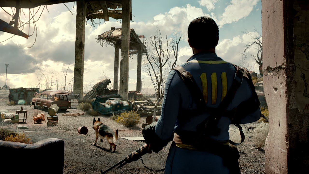 Photo of Fallout 4 Live Action Trailer – The Wanderer