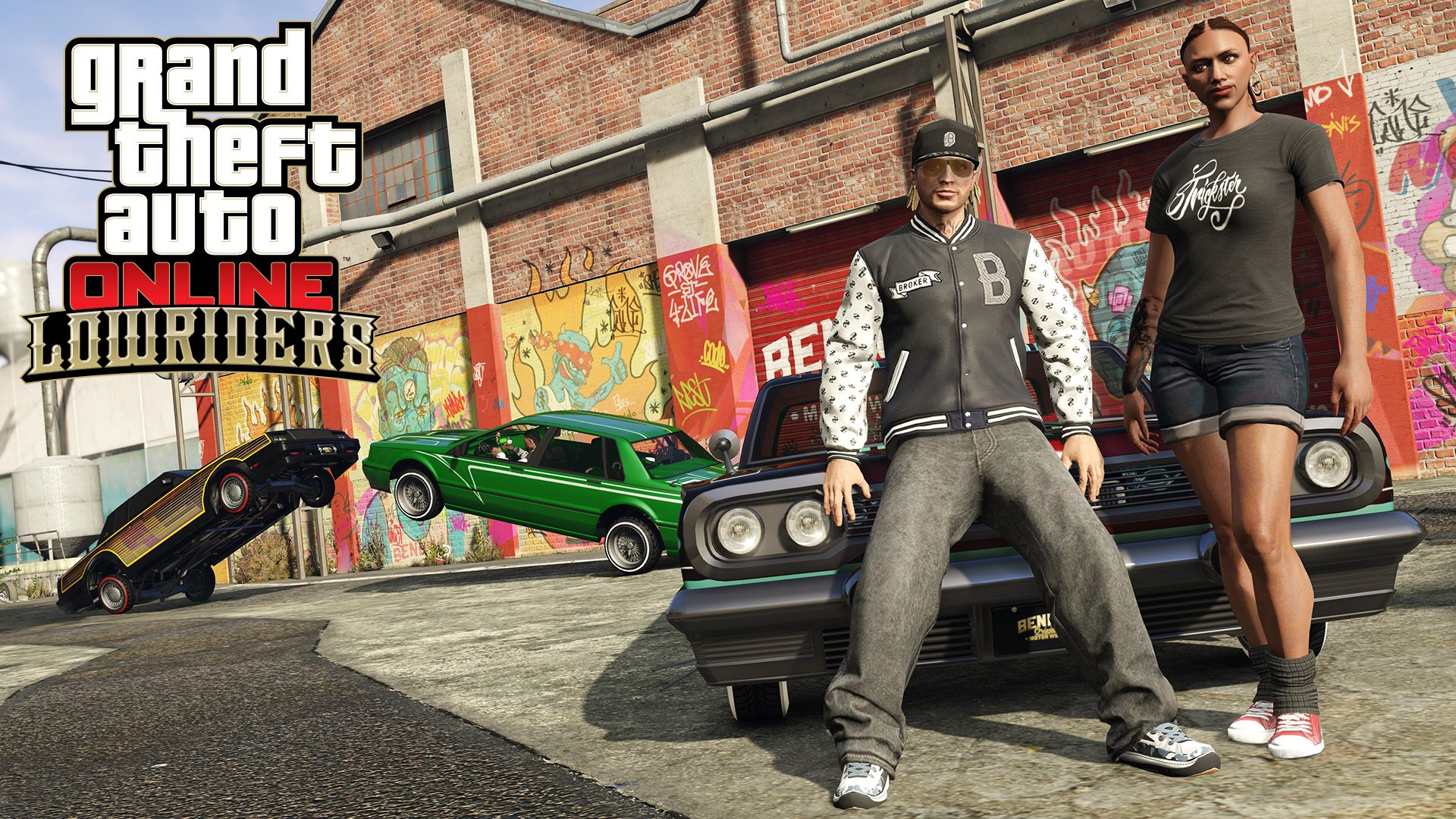 Photo of GTA Online: Lowriders Arriving October 20th