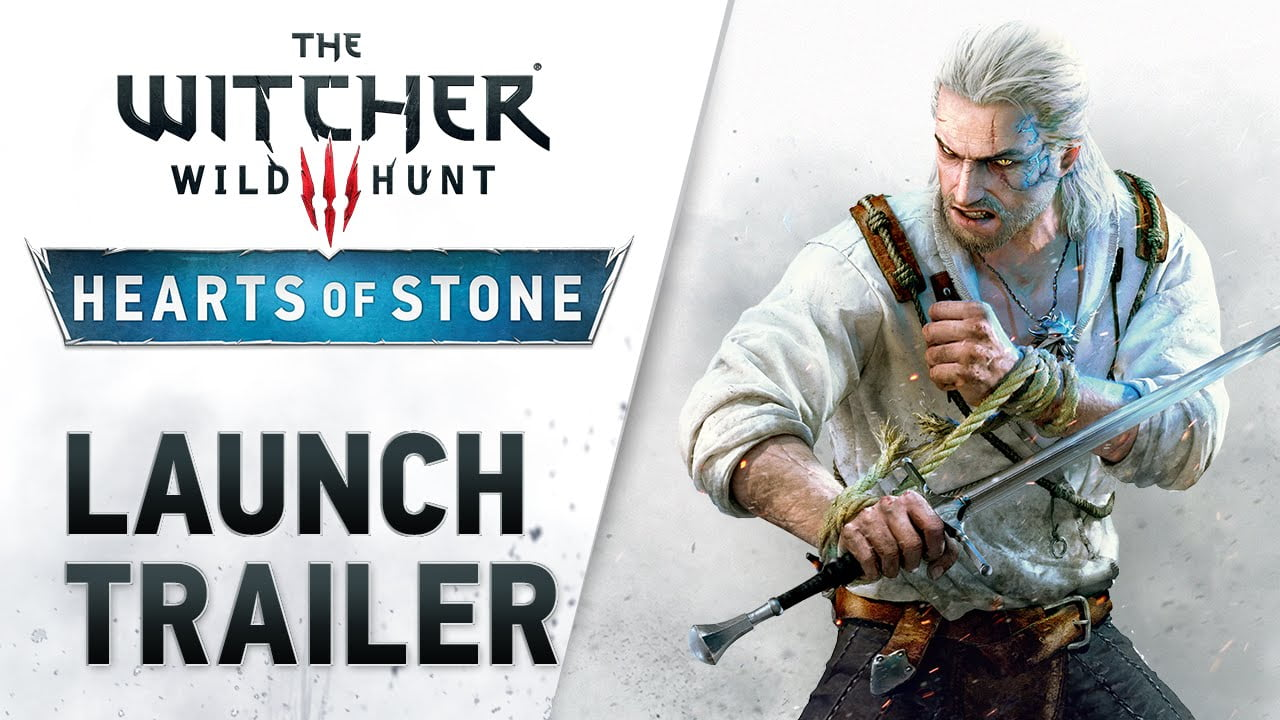 Photo of The Witcher 3: Wild Hunt – Hearts of Stone Launch Trailer