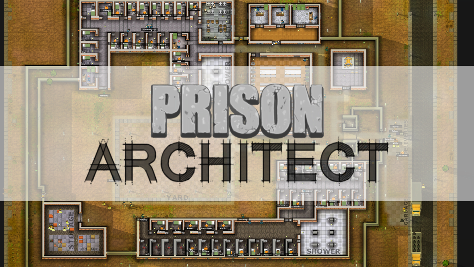 Photo of Prison Architect Review – Cage Against the Machine