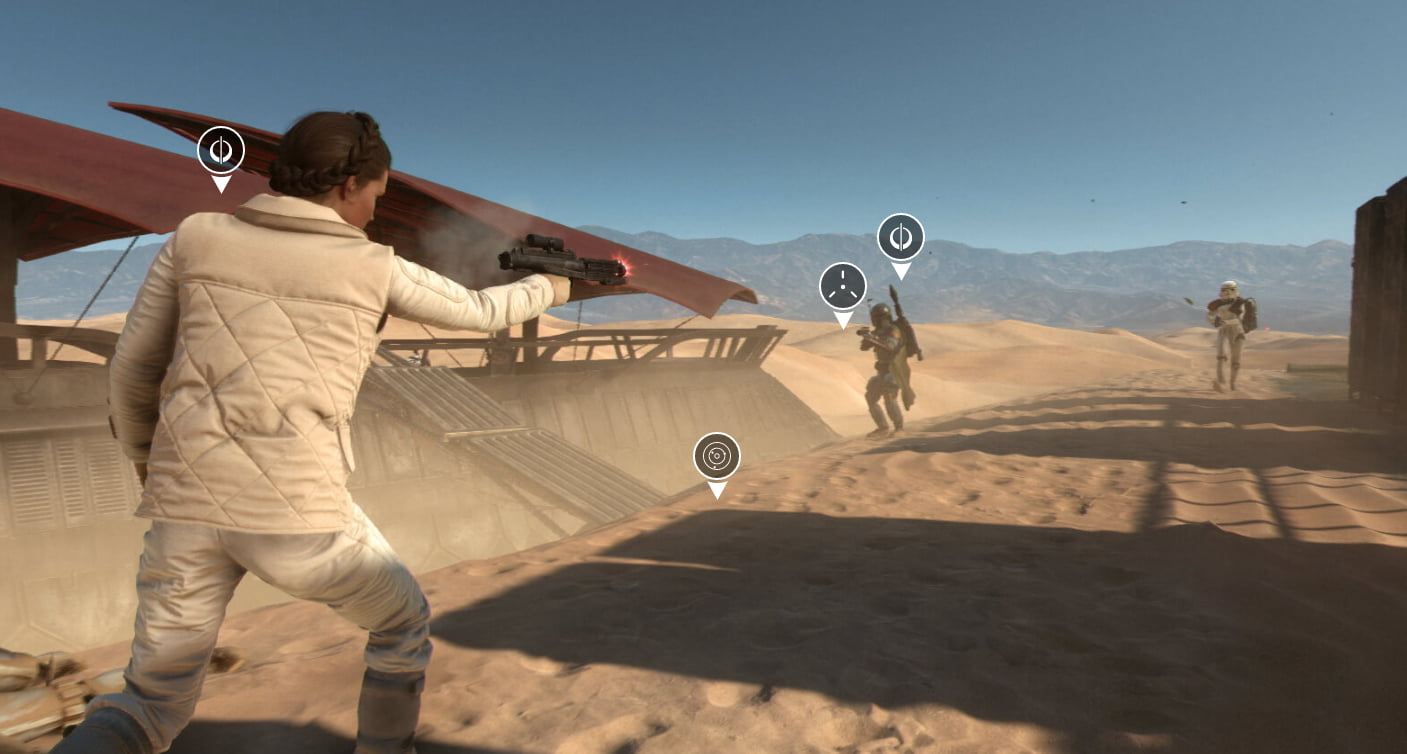 Photo of Explore the Worlds of Star Wars Battlefront With 'Planets Experience'