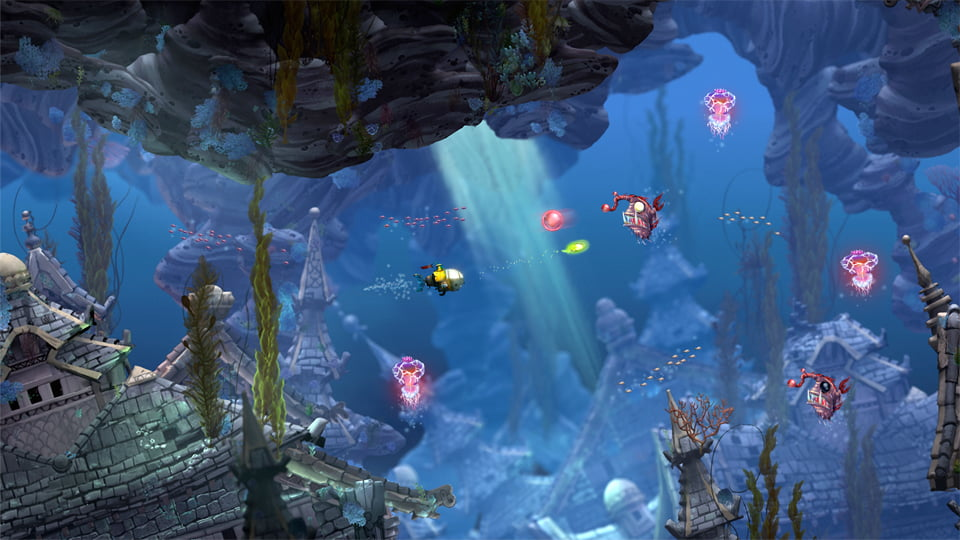 Photo of Gamestop to Publish Insomniac Games' Song Of The Deep