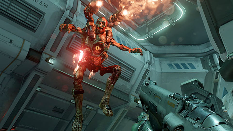 Photo of DOOM Gets Release Date, Collector's Edition