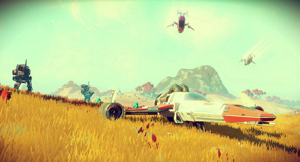 Photo of No Man's Sky Gets Release Date, Limited and Collector's Editions