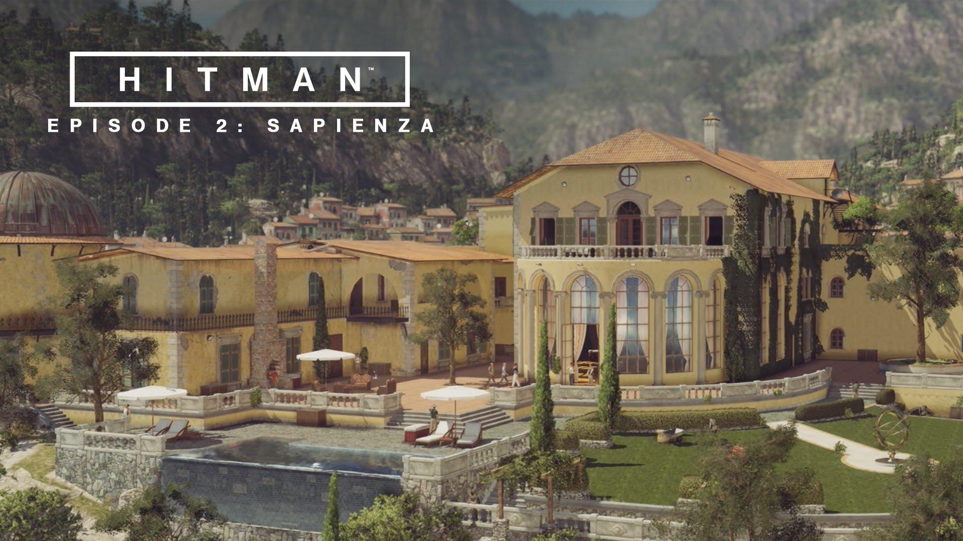 Photo of Slighty Tarnished Jewel – Hitman Episode 2: Sapienza Review