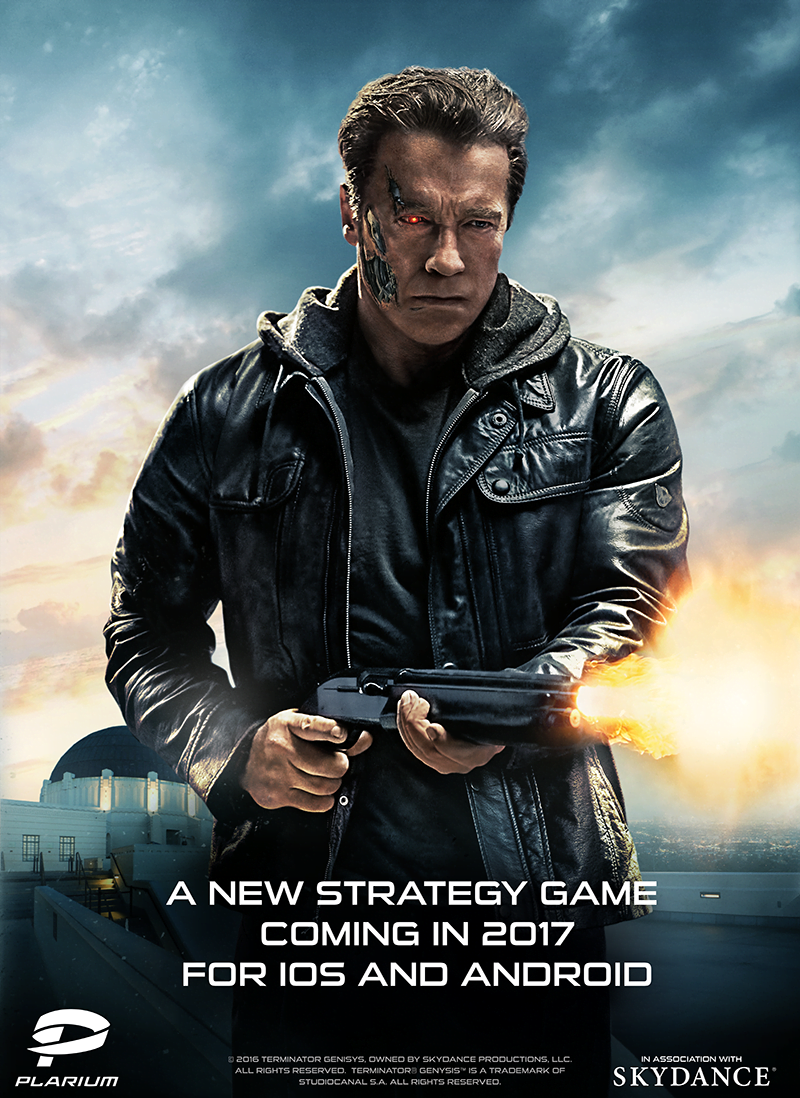 Photo of I'll Be Back… In a Mobile Game… – Plarium Games Announces Terminator Mobile Game